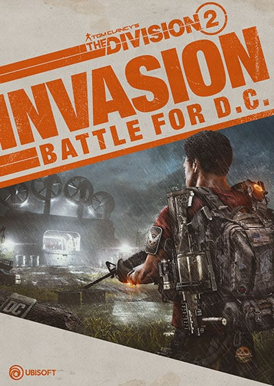 Tom Clancy's The Division 2 - PS4, Xbox, PC | Ubisoft