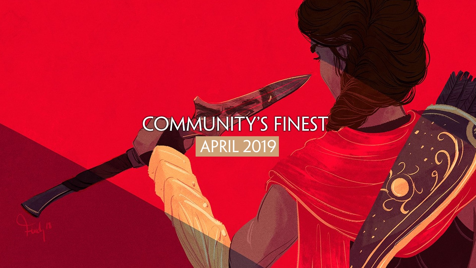 Community S Finest By Assassin S Creed April 2019