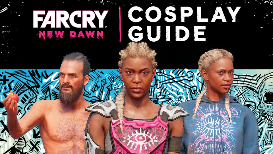Far Cry New Dawn Cosplay Guide