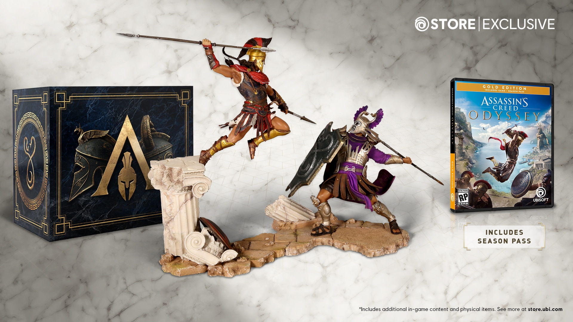 Pantheon Collector's Edition