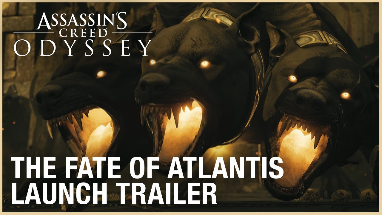 Watch the Fate of Atlantis DLC Trailer