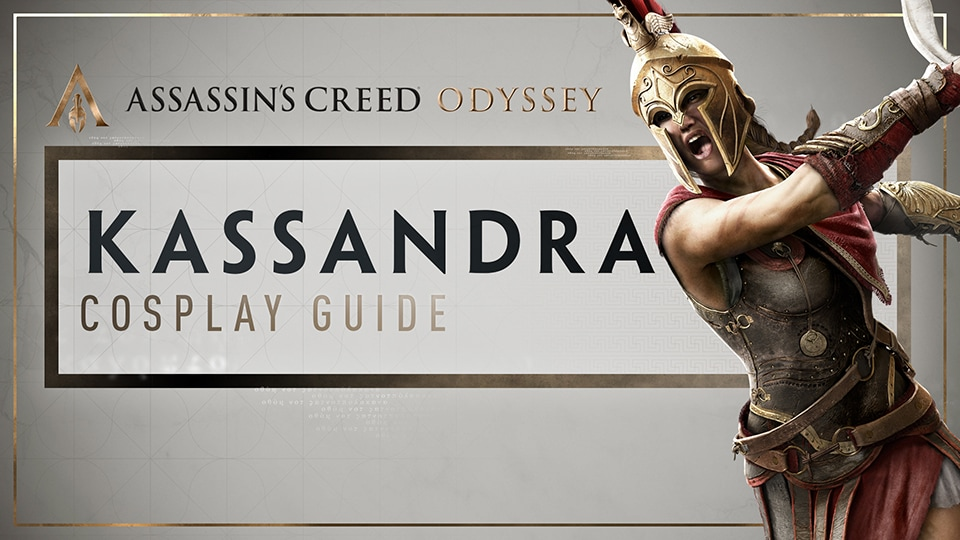 Assassin S Creed Odyssey Kassandra And Alexios Cosplay Guides