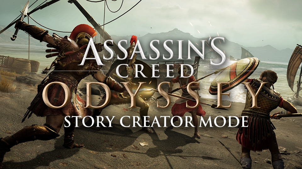 assassins creed odyssey gameplay pc max settings
