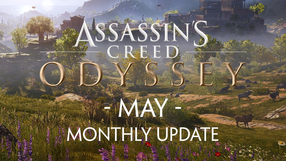 This Month in Assassin's Creed – May 2019 Update