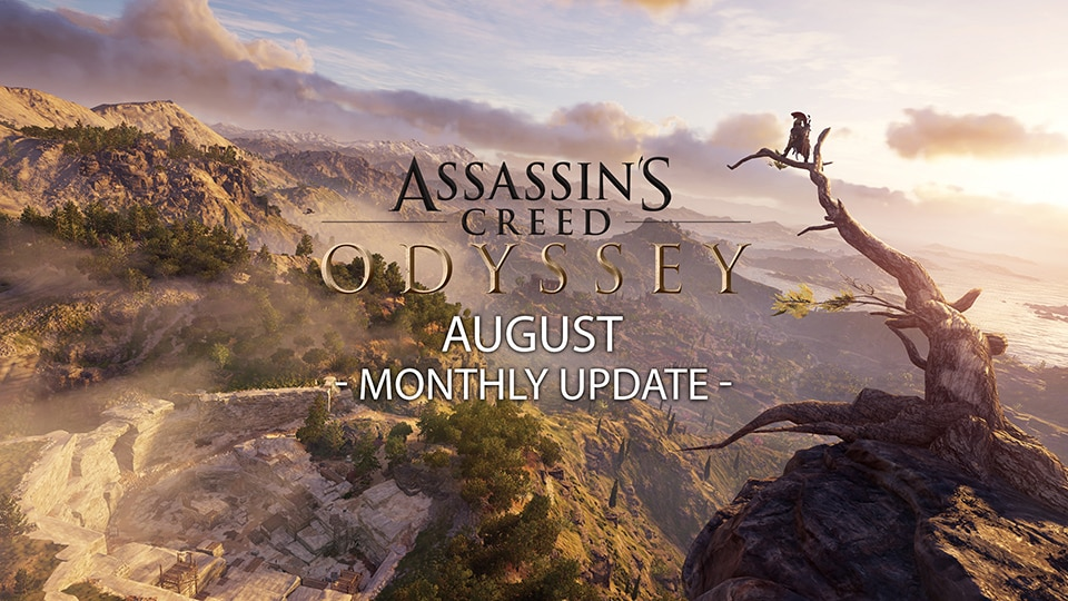 Assassin's Creed Odyssey | Ubisoft (GB)