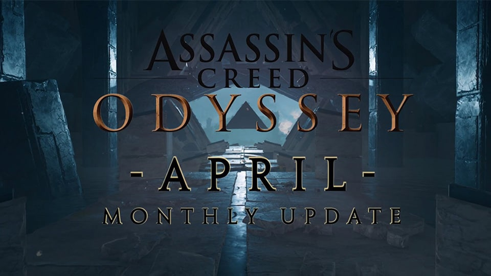 1a6ae66c51 This Month in Assassin's Creed® Odyssey – April 2019 Update