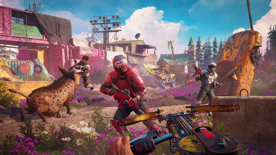 Far Cry New Dawn Features image 4