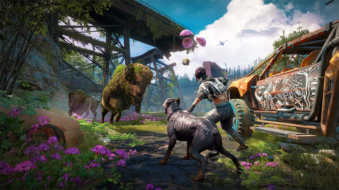 Far Cry New Dawn Features image 3