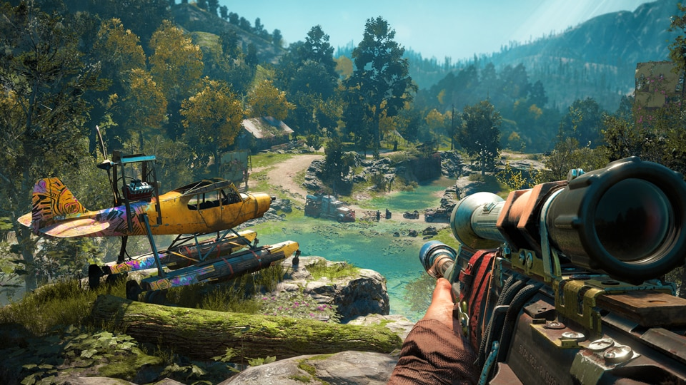 Far Cry New Dawn on PS4, Xbox One, PC | Ubisoft (UK)