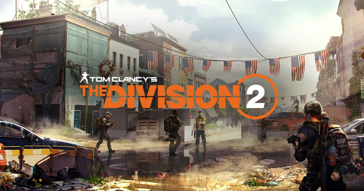 The Division 2 Gameplay - Game Modes, Gear & Skills | Ubisoft