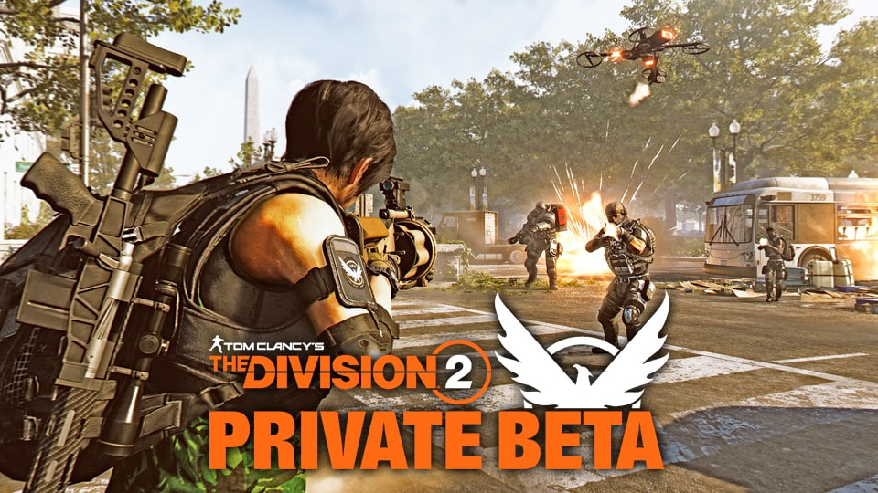 How to download The Division 2 Private Beta