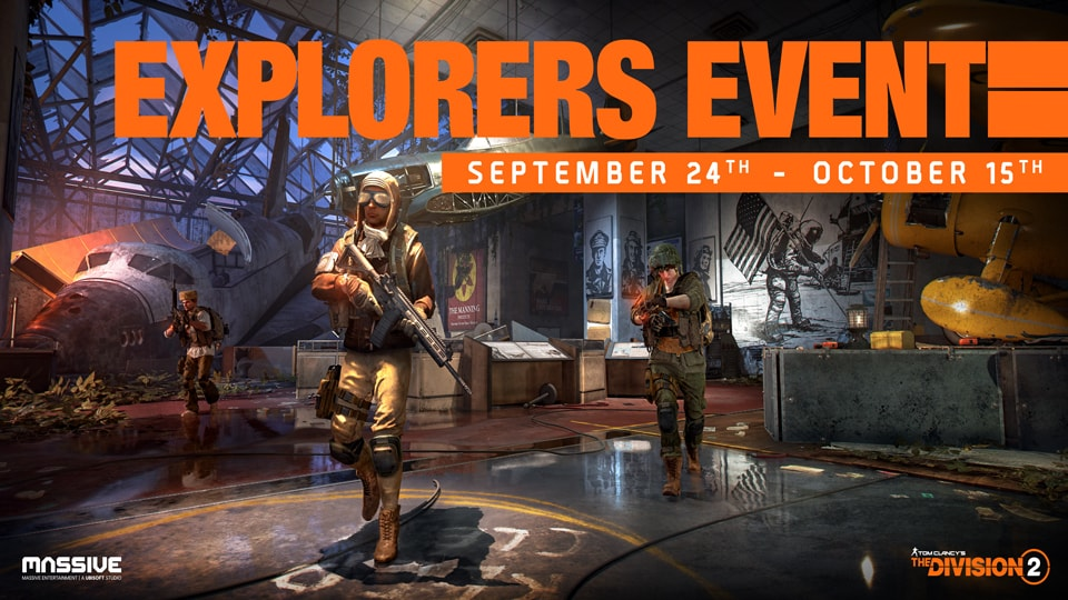 Apparel Event #4: Explorers