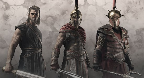 Assassin S Creed Odyssey Gameplay Details Ubisoft Us