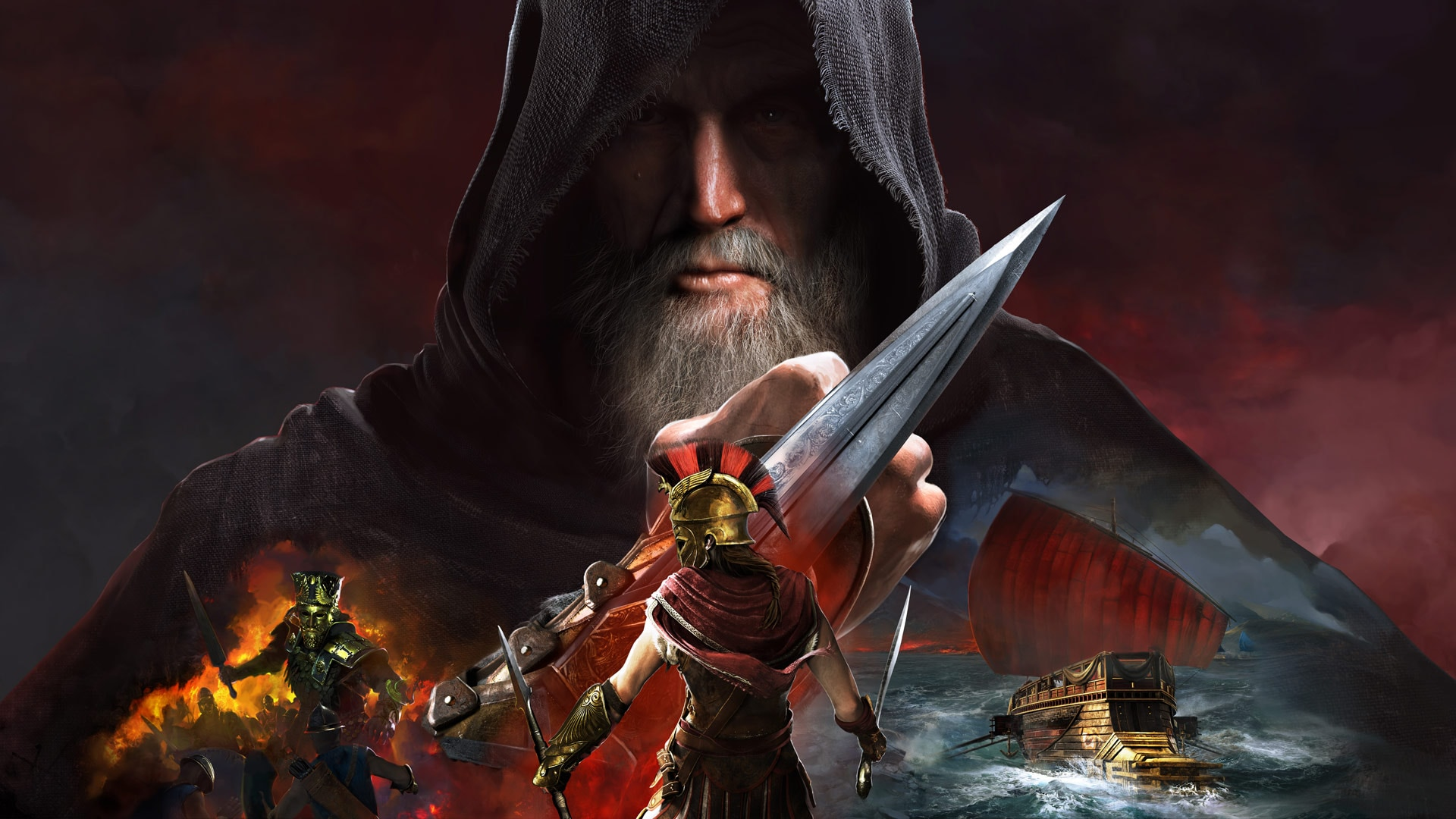 Assassin S Creed Odyssey Dlc Legacy Of The First Blade Ubisoft