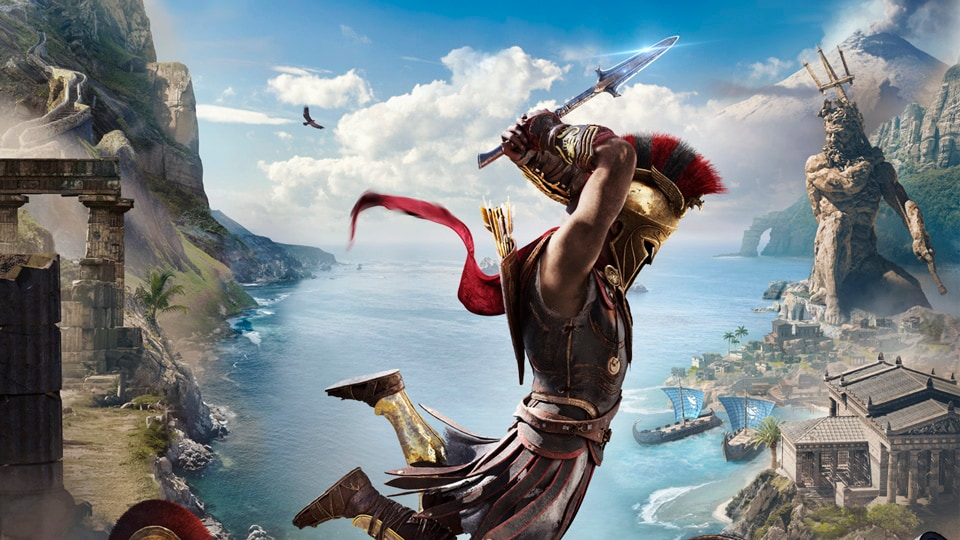 Assassins Creed Odyssey Available Now On Ps4 Xbox One Pc