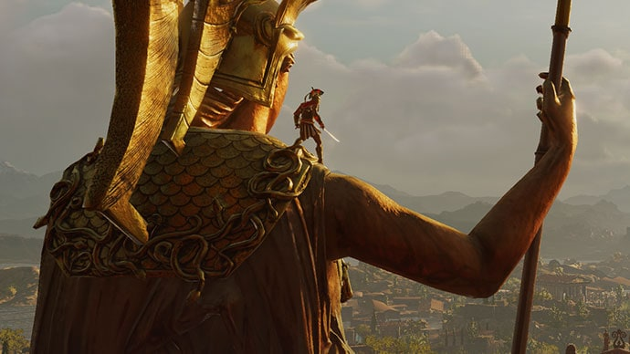 assassin s creed odyssey available now on ps4 xbox one pc