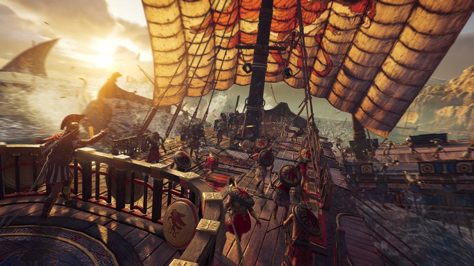 Assassin S Creed Odyssey 1 1 4 Patch Notes Updates