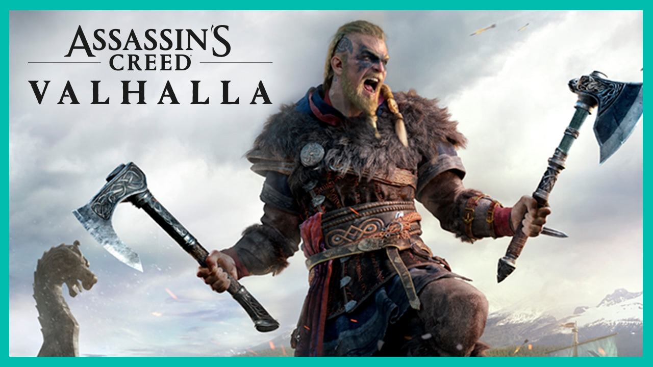 World Premiere of Assassin's Creed Valhalla