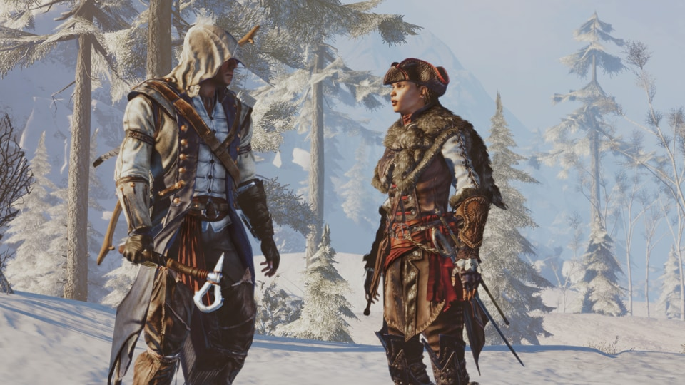 Assassin S Creed Iii Remastered Out Now