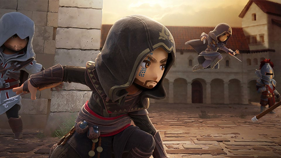 Assassins Creed Rebellion tipps über mod apk