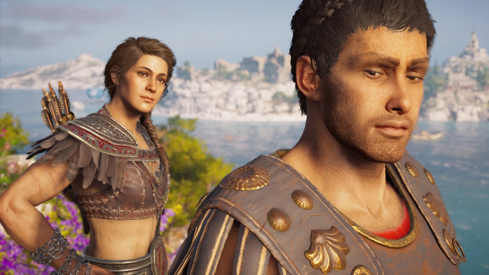 A Guide To Early Game Romance In Assassin S Creed Odyssey