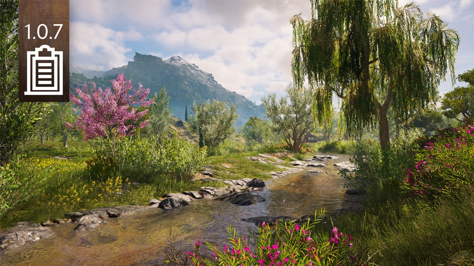 Assassin's Creed® Odyssey– 1 0 7 Patch Notes