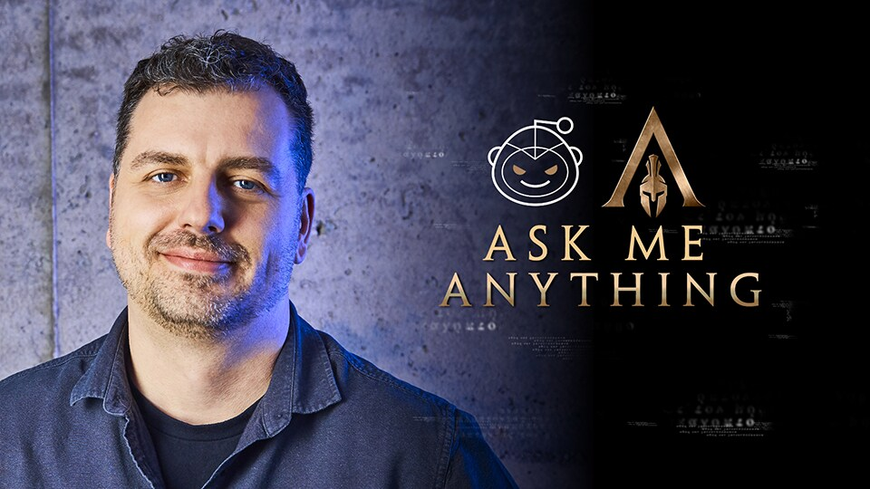 Assassin's Creed® Odyssey – Reddit AMA with Jonathan Dumont