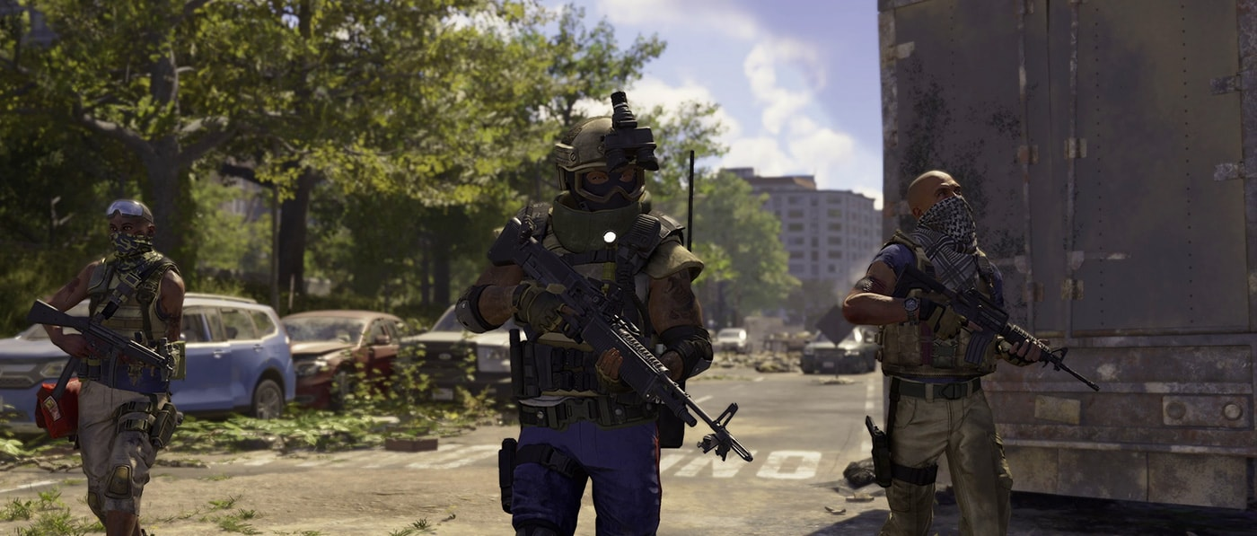 The Division 2 Story & Factions | Ubisoft (US)