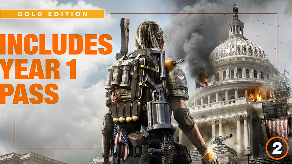 Tom Clancy's The Division 2 - Xbox One, PS4, & PC | Ubisoft (US)
