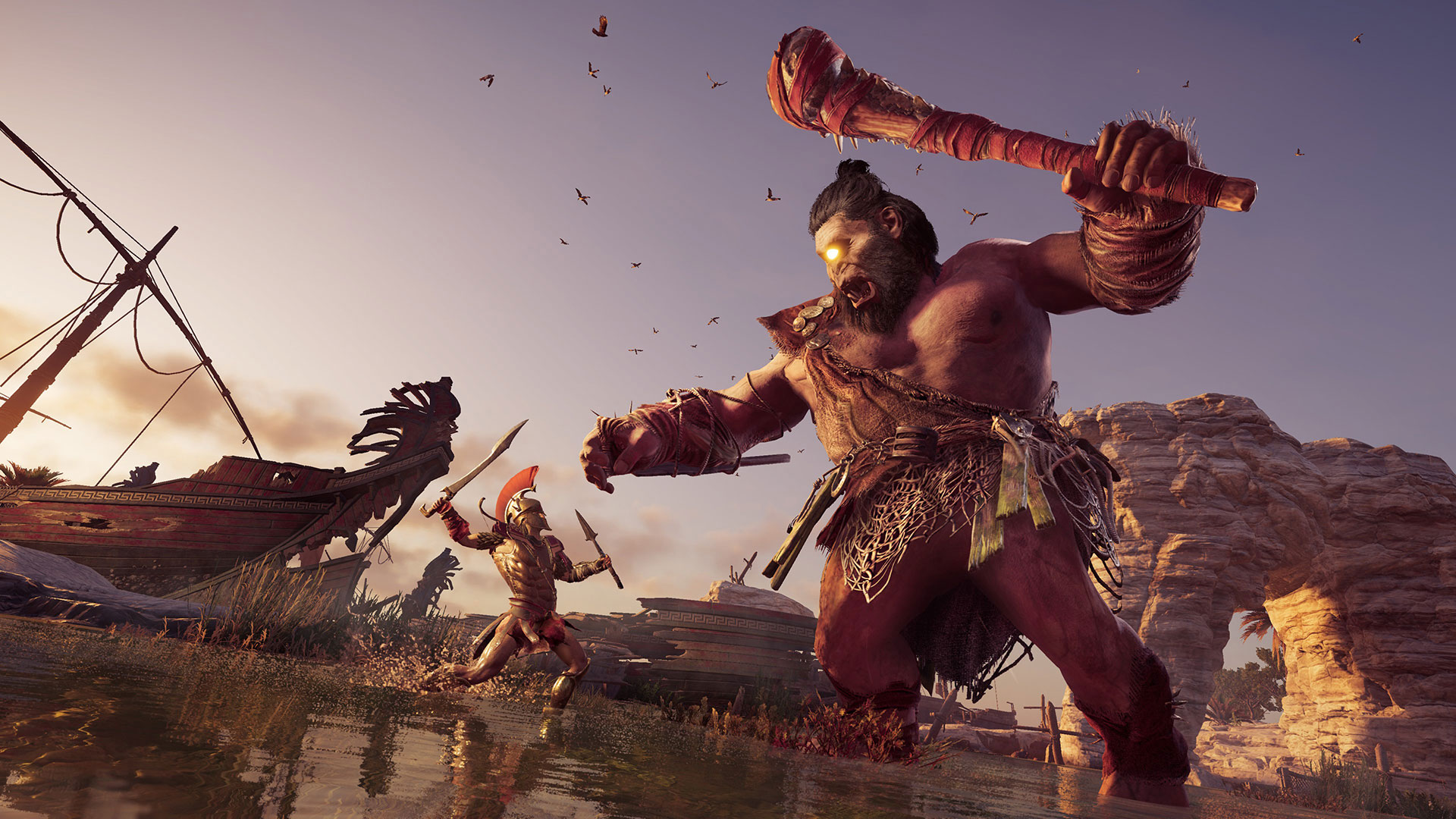Assassin's Creed Odyssey – Free Content and Updates Coming in November