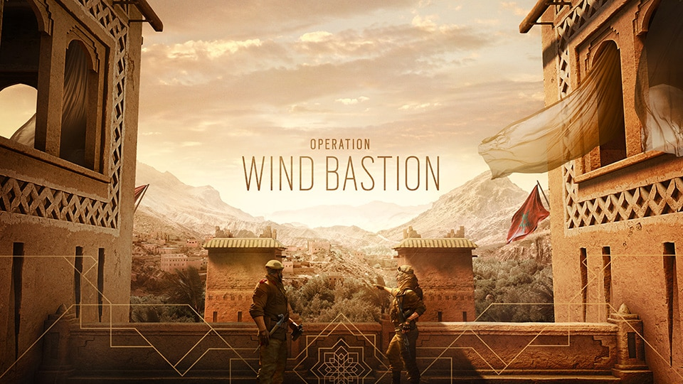 Rainbow Six Siege – Operation Wind Bastion First Details