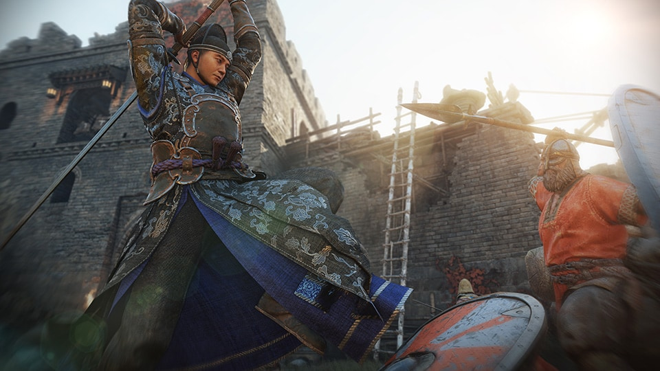 For Honor – New Wu Lin Hero, Zhanhu, Available November 7