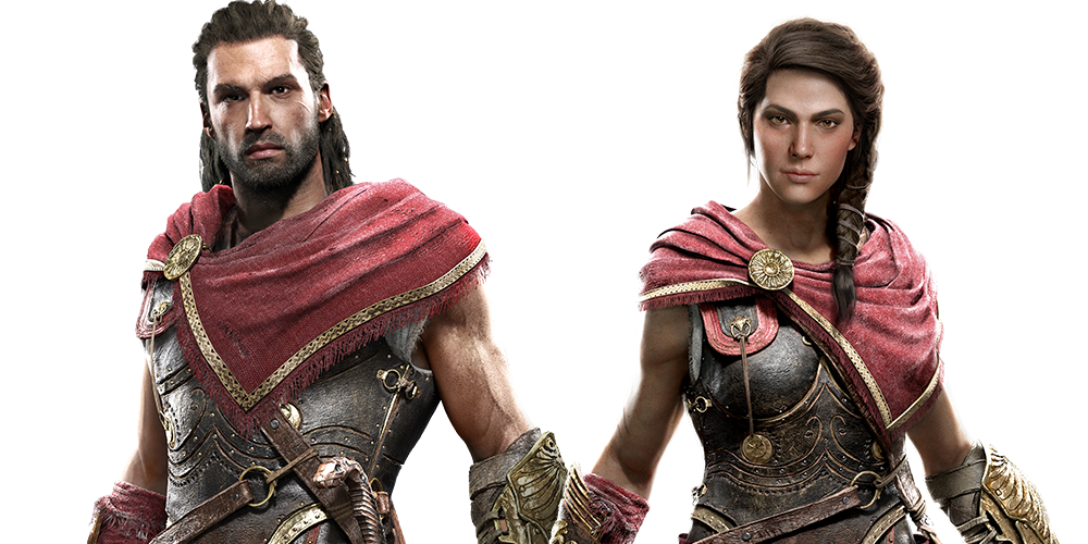 Alexios Background