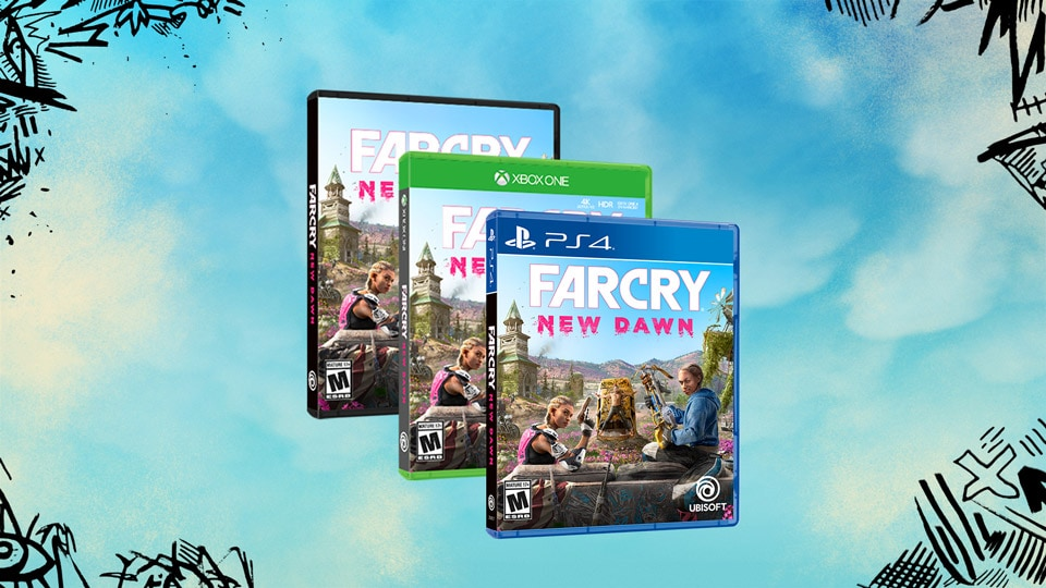 Far Cry New Dawn esta Disponible Ahora