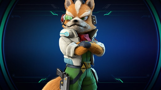 Conoce a Fox McCloud