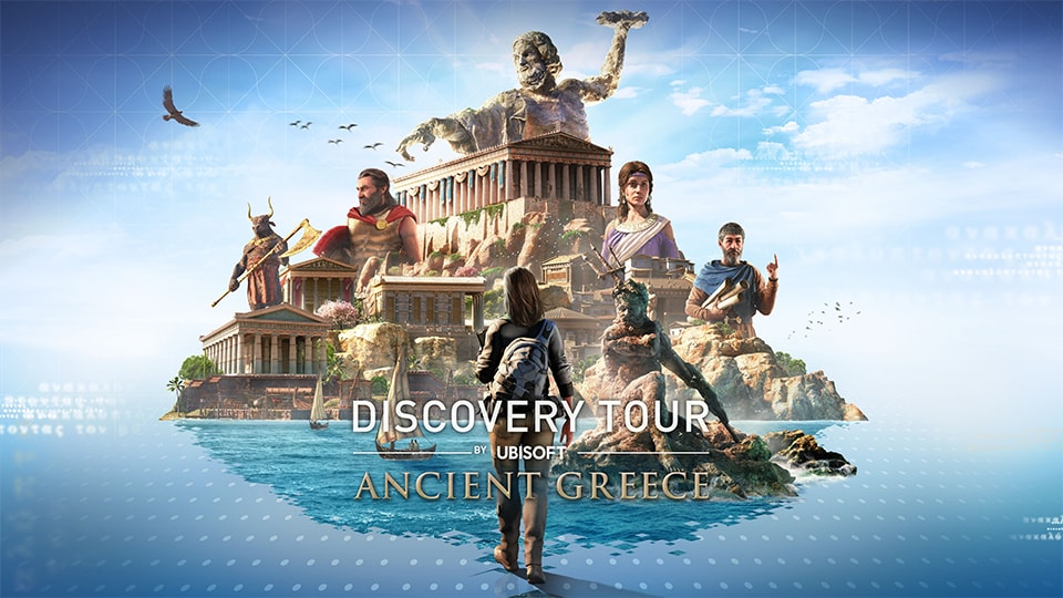 DISCOVERY TOUR: ANCIENT GREECE AVAILABLE NOW