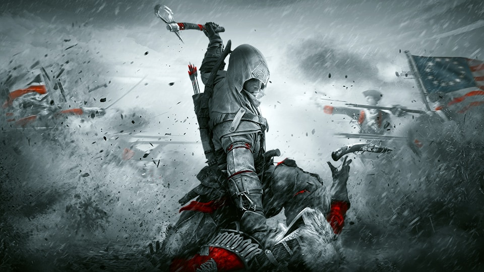 Assassin's Creed III Remastered : Trailer Comparatif