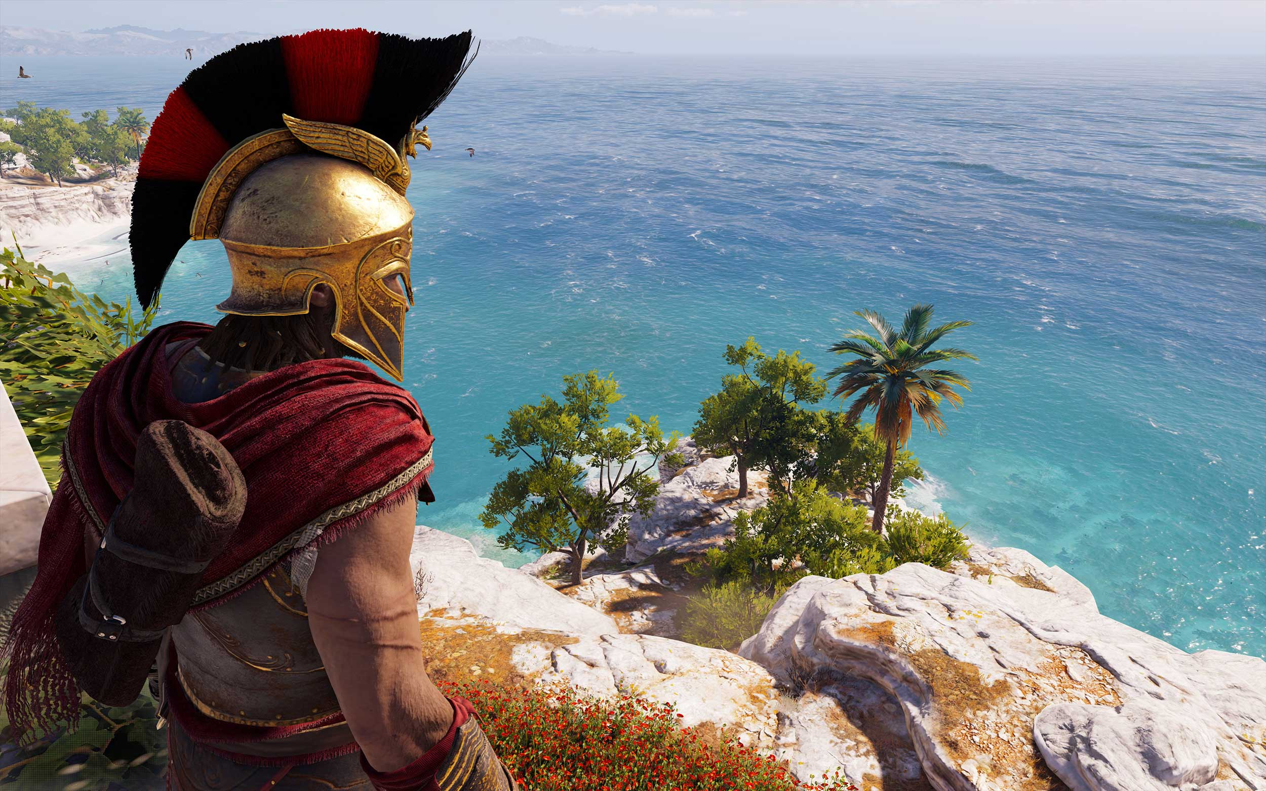 Test Assassin's Creed Odyssey 2