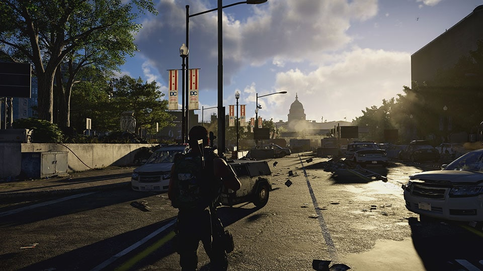 The Division 2 Pc Features Specs Detailed