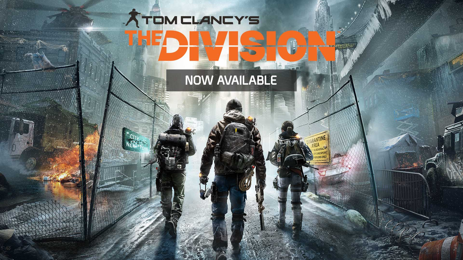 2016-03-02[News] The Division – launch news