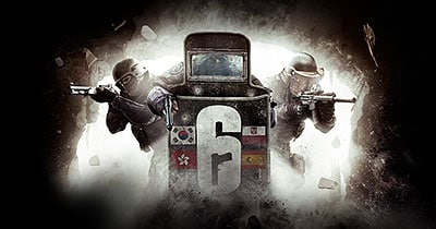 اكتشف - Rainbow Six Siege
