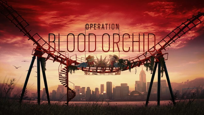 مصغر العملية Blood Orchid - Rainbow Six Siege