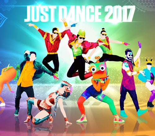 JUST DANCE 2017 - mobile