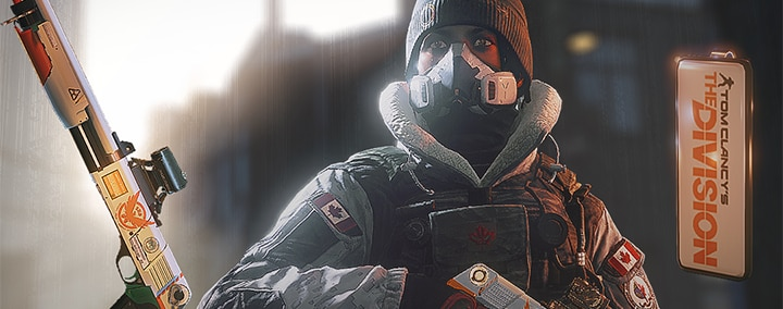 Frost The Division Set