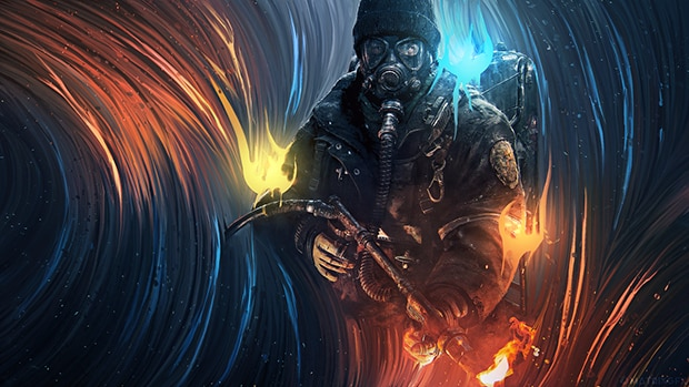 The Division Wallpaper by matrix2525
