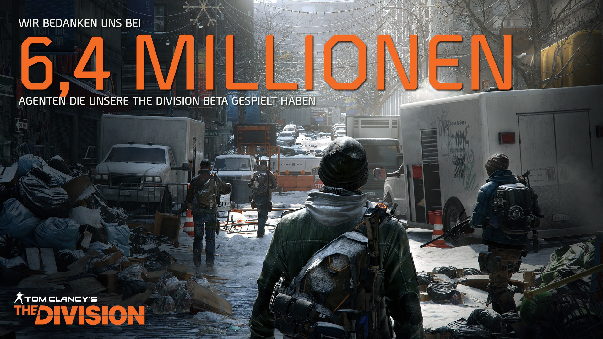 2016-02-22[News] The Division – Beta result EMEA