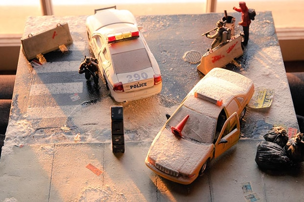 The Division diorama by ToykyoJoe