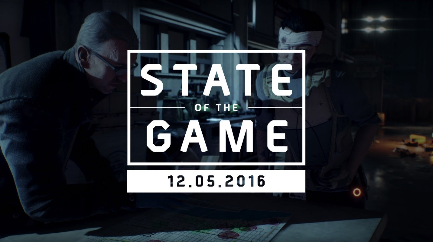 [05-12-2016] State of the Game Header