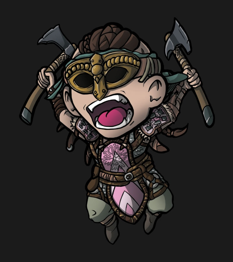EnglishButter For Honor Chibi 1