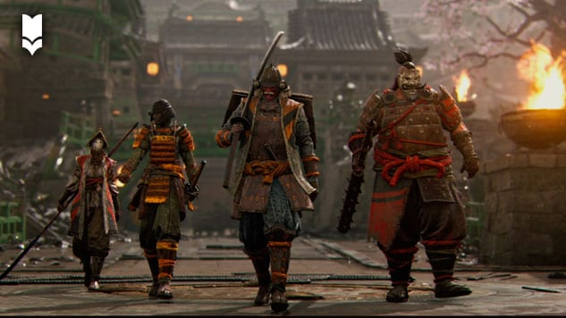 Samurai Gameplay
